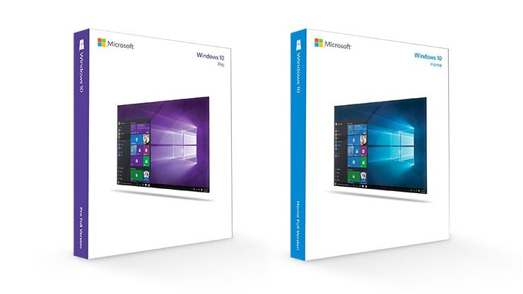 Télécharger Windows 10 Home Edition 32 et 64 bits