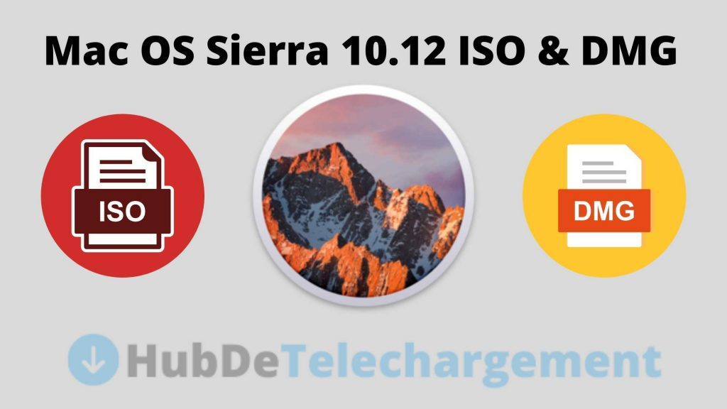 Mac OS Sierra 10.12