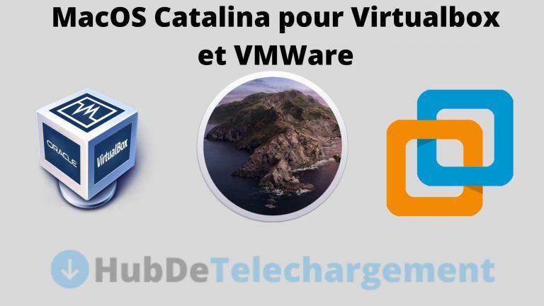 Téléchargez le fichier d'image macOS Catalina pour Virtualbox et VMWare