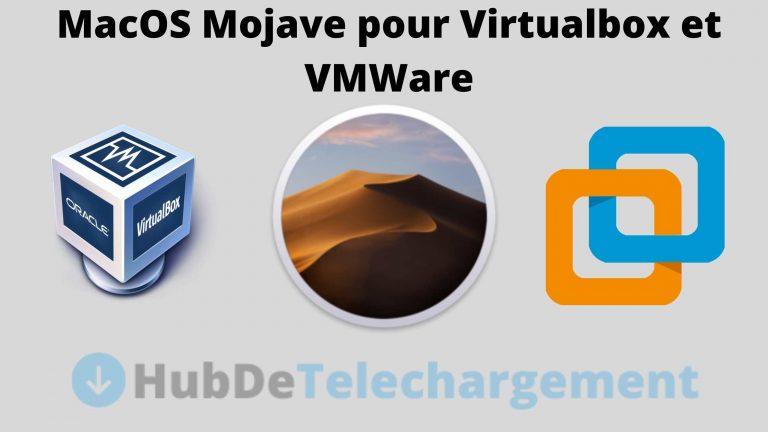 Télécharger macOS Mojave 10.14 Virtual Box et VMWare