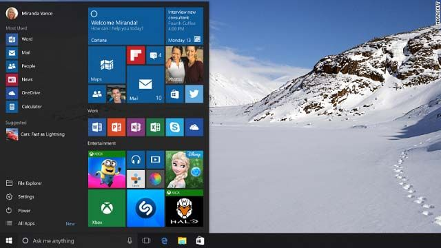 Microsoft Windows 10 Professional ISO