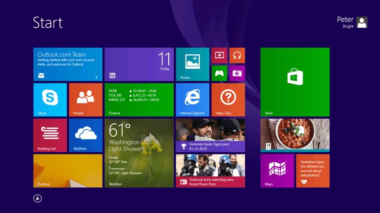Microsoft Windows 8.1 ISO