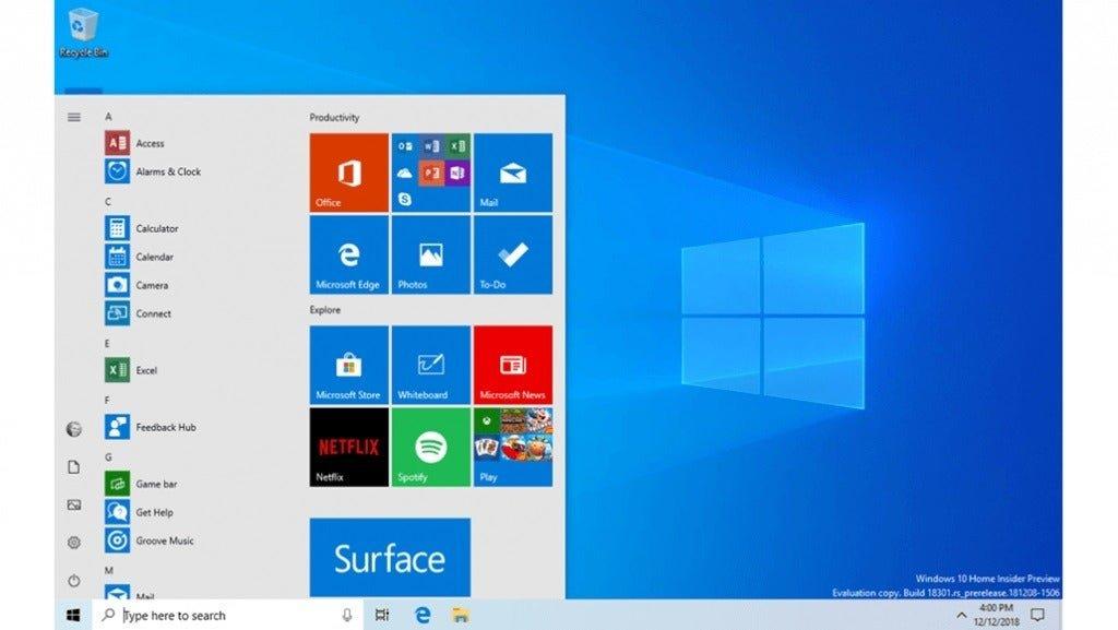 Fichiers ISO anniversaire de Windows 10 - Caractéristiques