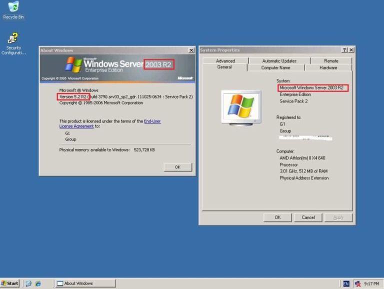 Téléchargement gratuit du fichier ISO Windows Server 2003 R2