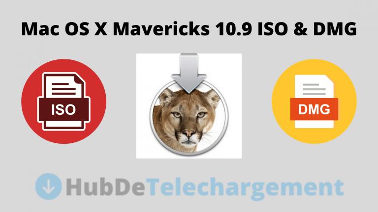 Téléchargez gratuitement Mac OS X Mountain Lion 10.8 ISO