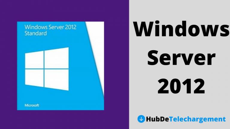 Télécharger la version complète 64 bits de Windows Server 2012 ISO