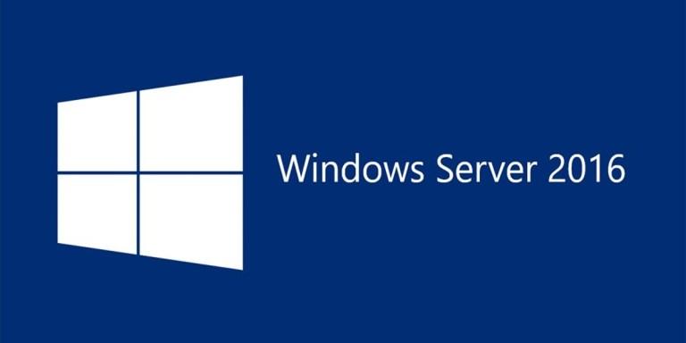 Microsoft Windows Server 2016 ISO