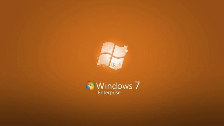 Windows 7 Enterprise ISO
