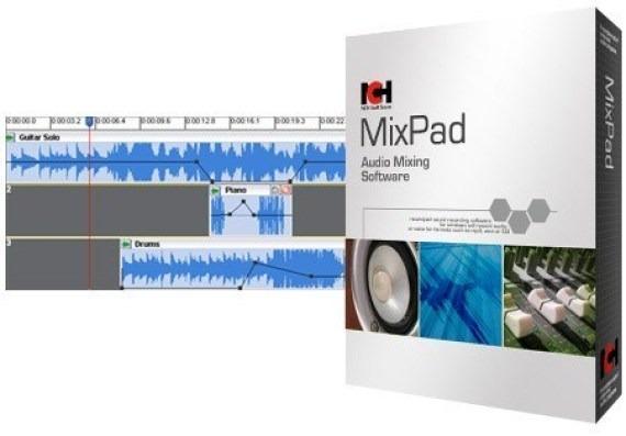 Télécharger MixPad 2021 pour Windows