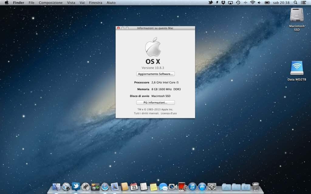 Téléchargement gratuit MAC OS X lion 10.7 ISO