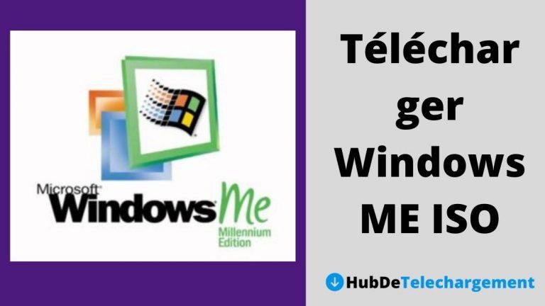 Télécharger Windows ME ISO: Windows ME Téléchargement gratuit