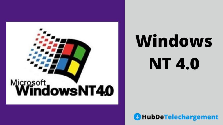 Téléchargez gratuitement Windows NT 4.0 ISO