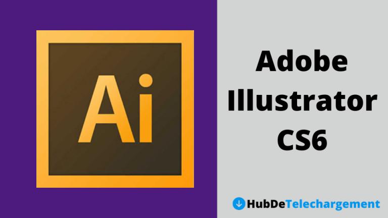 Téléchargez la version Crack d'Adobe Illustrator CS6 gratuitement