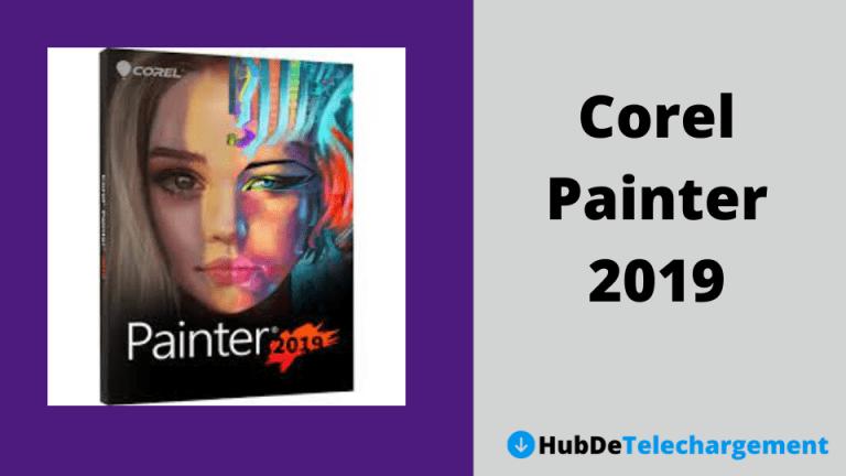 Corel Painter 2019 Télécharger la version complète gratuitement