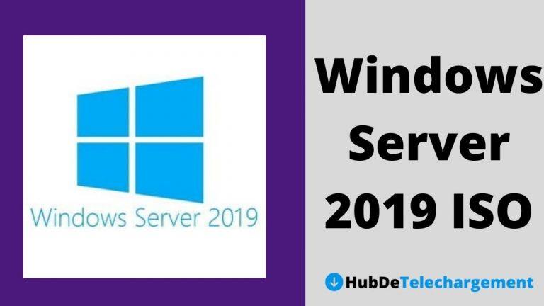 Téléchargement gratuit de Windows Server 2019 ISO et Hyper-V 2019