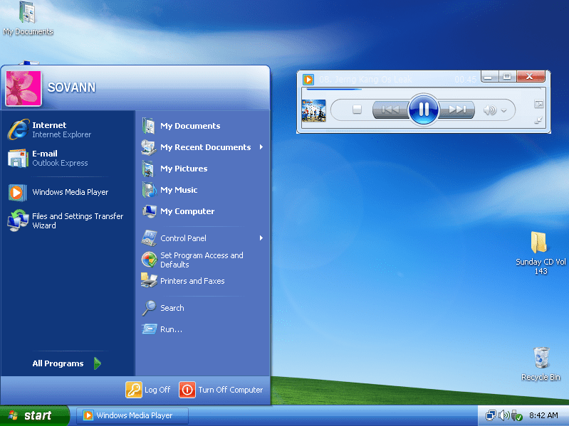 ISO de Windows XP SP3