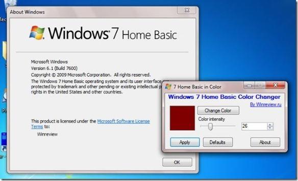 Microsoft Windows 7 Home Basic Edition ISO
