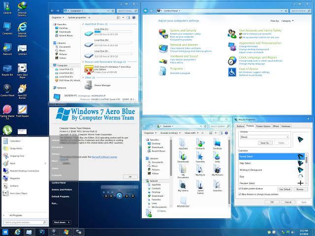 Téléchargement gratuit de Windows 7 Lite Edition