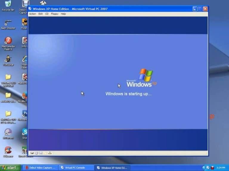 Téléchargez gratuitement l'ISO de Windows XP Home Edition