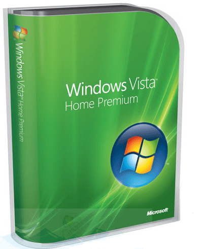 Windows Vista Home Premium ISO