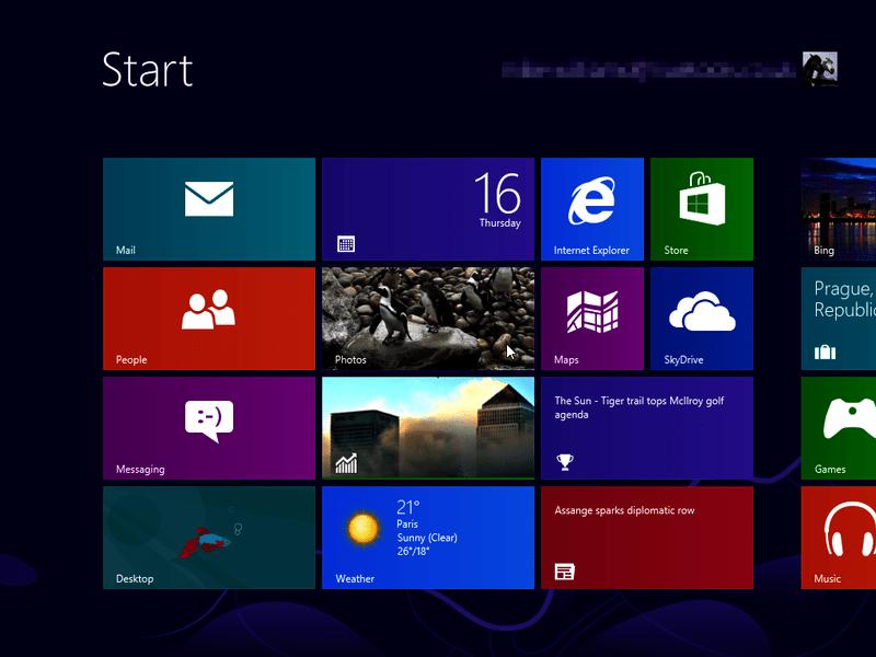 Téléchargez Windows 8 Professionnel ISO 32 bits et 64 bits