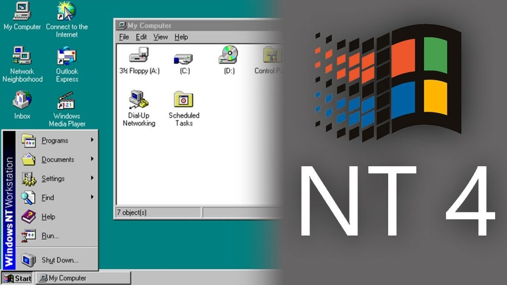 Windows NT 4.0 4.0 gratuitement