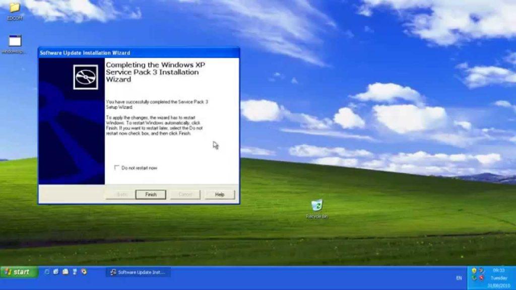 Télécharger Windows XP SP3 ISO