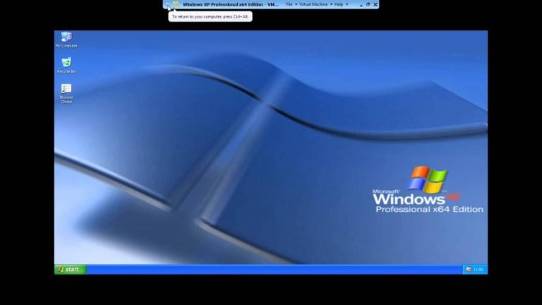 Téléchargez Windows XP Professionnel Édition x64