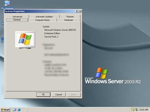 Windows Server 2003 R2 sans ISO - ISORIVER