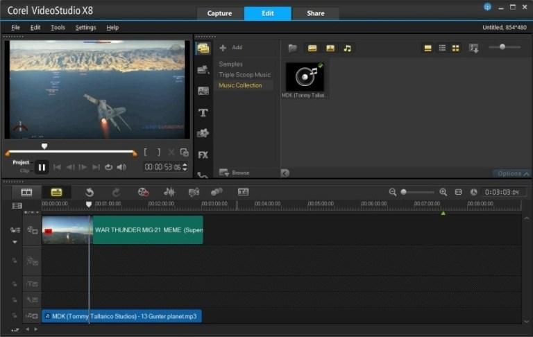 Ulead Video Studio Plus kostenloser Download