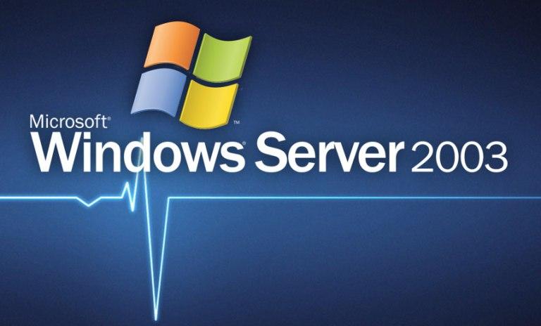 ISO de Microsoft Windows Server 2003