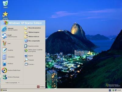 Télécharger Windows XP Starter Edition