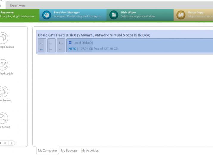 Télécharger Paragon Camptune X 10.13.433 Patché – Mac OS X