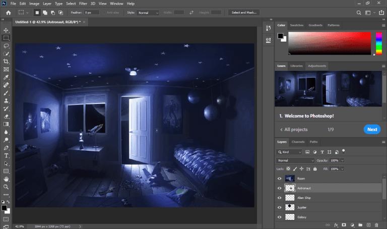 Télécharger Adobe Photoshop 2020 pour Windows