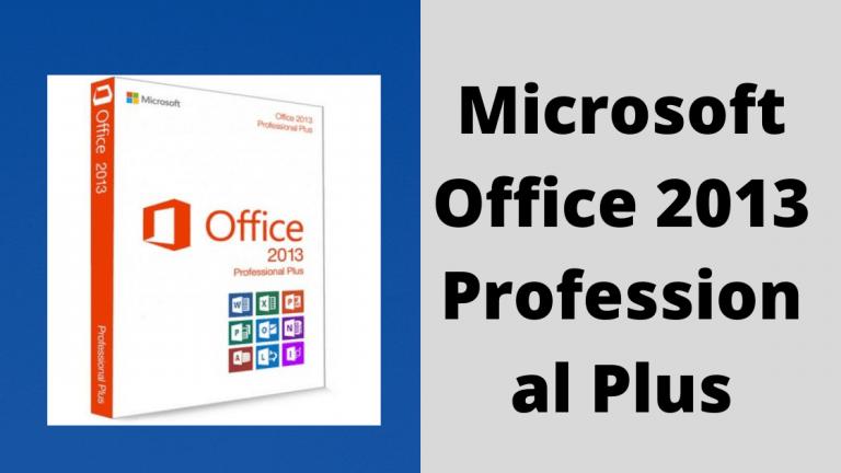Laden Sie Microsoft Office 2013 Professional Plus ISO 32-Bit 64-Bit kostenlos herunter