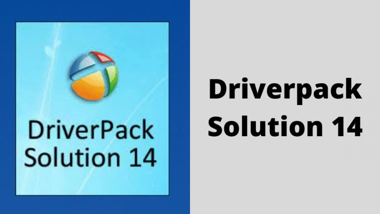 Téléchargez la version complète de Driverpack Solution 14 gratuitement