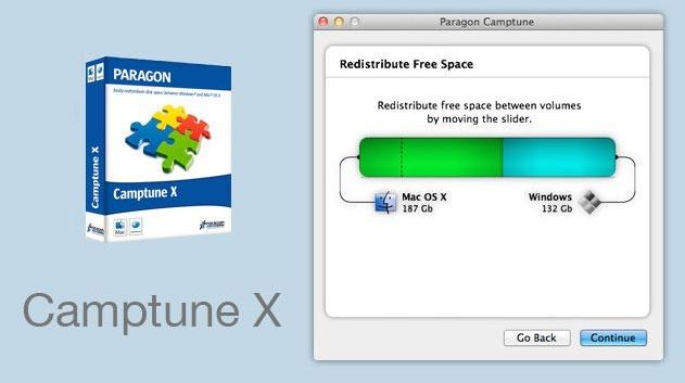 Paragon Camptune X 10.13.433 Patché – Mac OS X