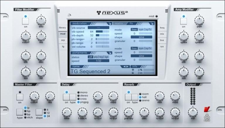 Télécharger ReFX Nexus v2.2
