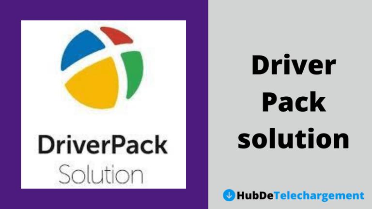 Télécharger la solution DriverPack 2020 pour Windows
