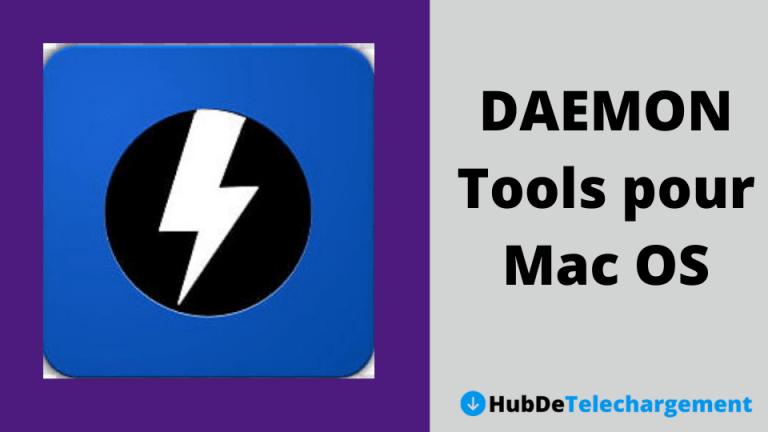 Télécharger DAEMON Tools pour Mac OS [dernière version 2020]