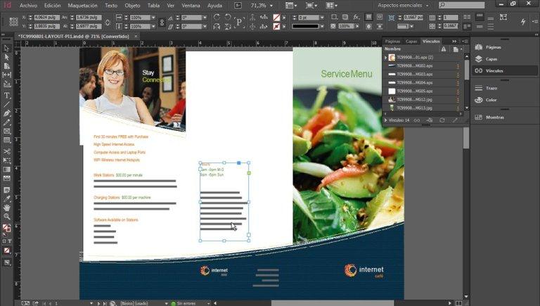 Adobe InDesign 2019 pour PC
