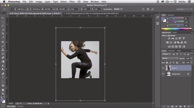Adobe Photoshop 2019 pour Mac