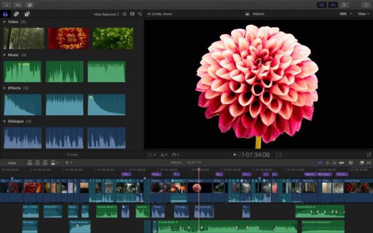 Télécharger Final Cut Pro 10.4 Mac
