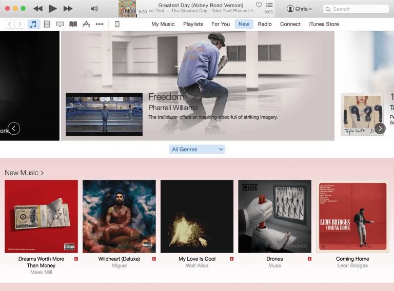 Télécharger iTunes 12.10.7
