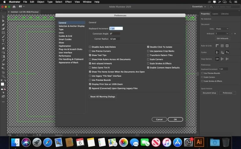 Téléchargez la version complète d'Adobe Illustrator CC 2020 pour MAC OS