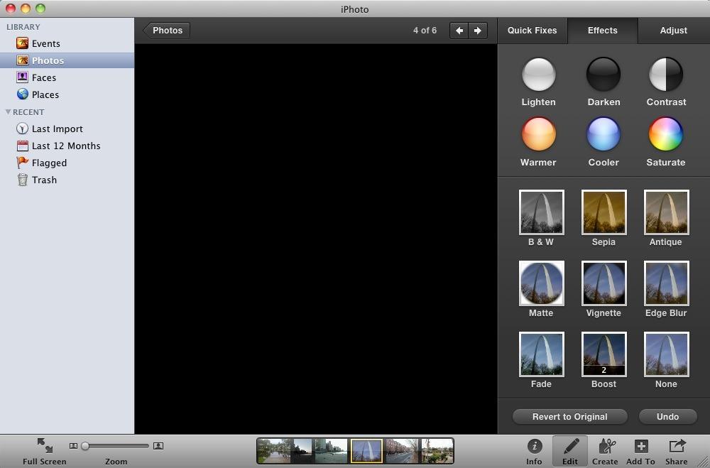Téléchargement de la version complète de iPhoto 9 Mac OS