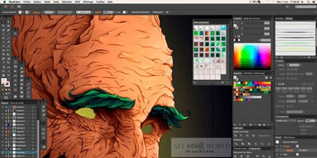 Adobe Illustrator CC 2020 Version complète pour MAC OS