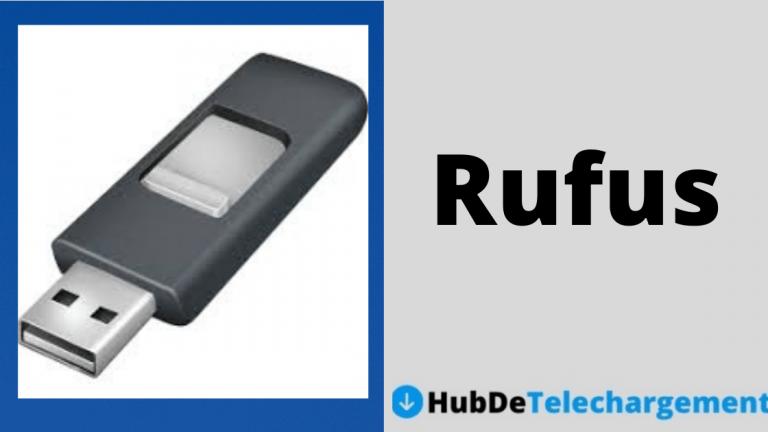 Télécharger la dernière version de Rufus 2019 pour Windows