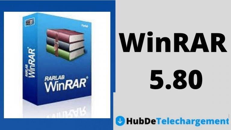 Télécharger la version complète de WinRAR 5.80 gratuite pour Windows