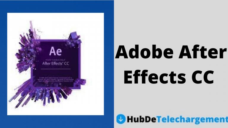Télécharger la version complète d'Adobe After Effects CC 2019 pour Windows